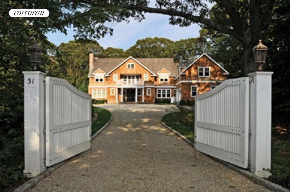 Gated entryway