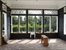 Bridgehampton, Brick Flooring in Sunroom