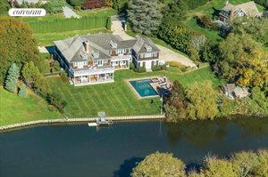 Stunning Estate On Mecox Bay, Water Mill