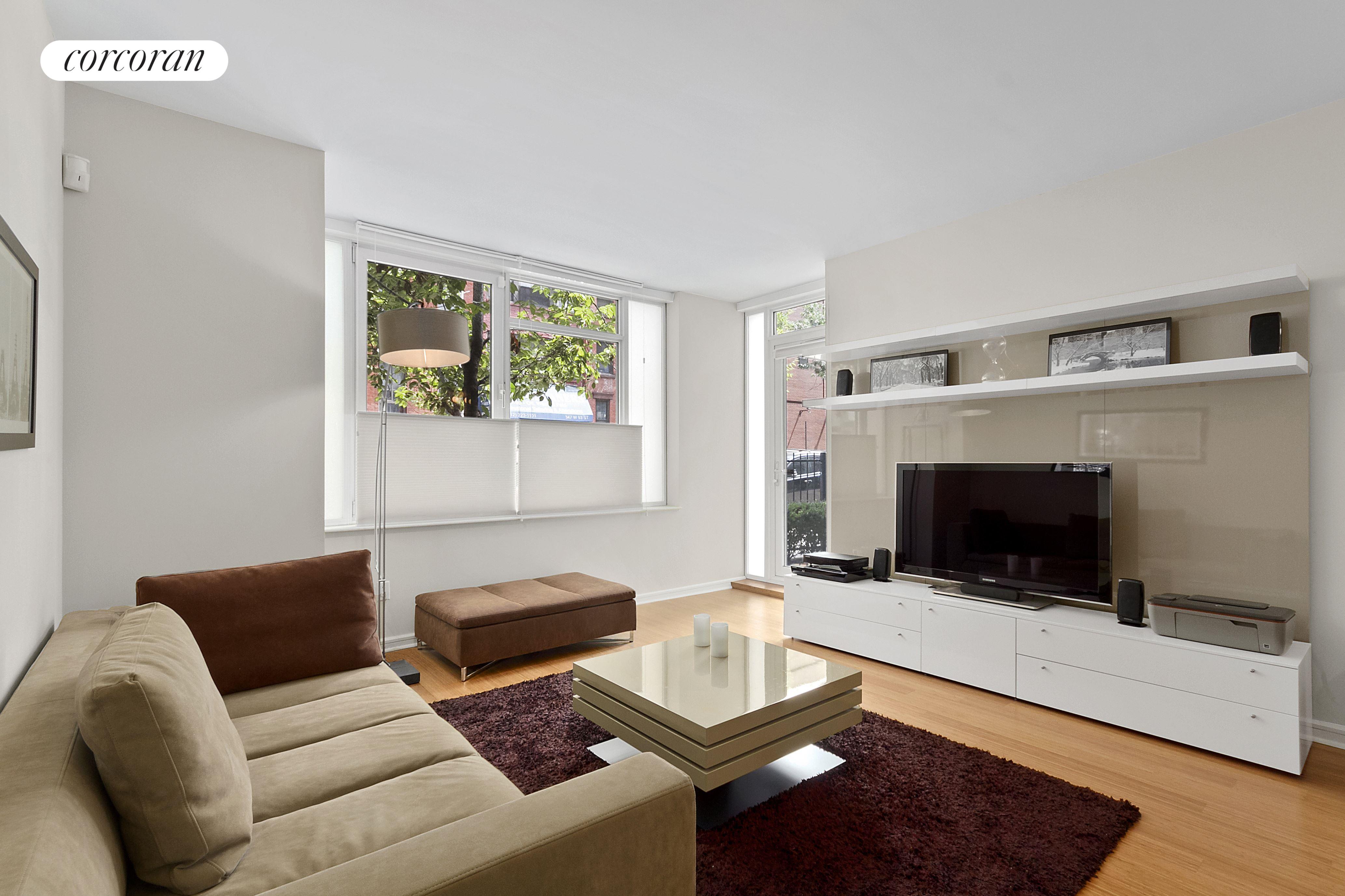 Corcoran, 350 West 53, Apt. THE, Midtown West Real Estate, Manhattan ...