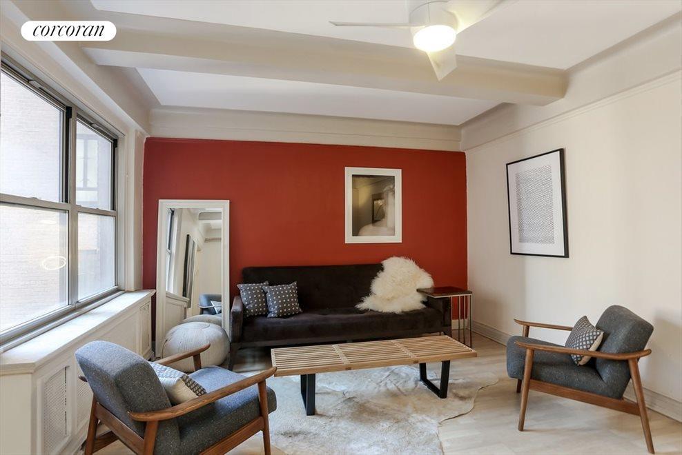 Oversized Sleeping/Living Area
