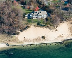 Stunning Open Waterfront With Sunsets, North Haven