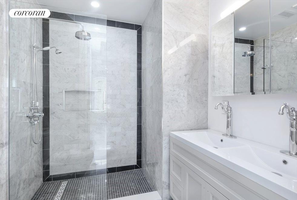 Spa Style Master Bath With Radiant Heated Floors