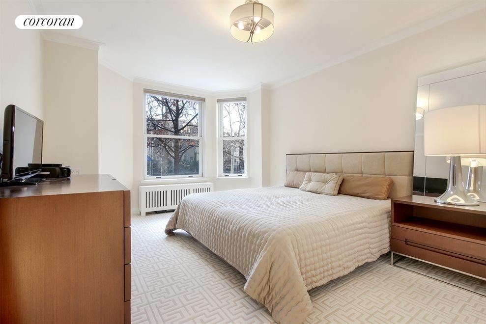 Spacious South Facing Master Bedroom