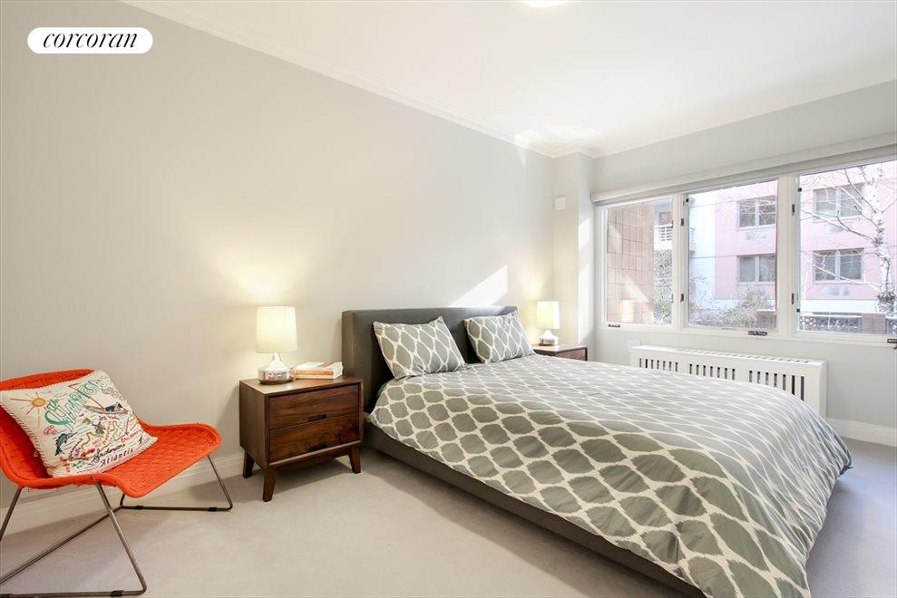 Generous 2nd Bedroom with Bright Northern View