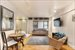 345 East 56th Street, 2A, Living Area