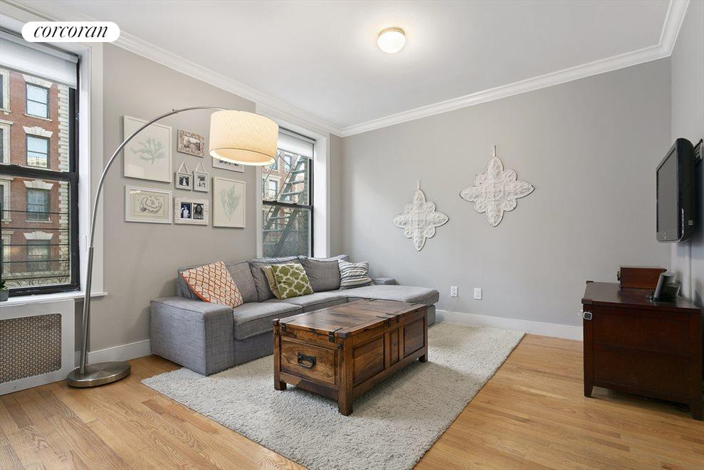 New York City Real Estate | View 417 Manhattan Avenue, #7 | 2 Beds, 2 Baths