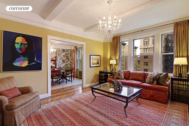 240 West 98th Street, 10A, Living Room