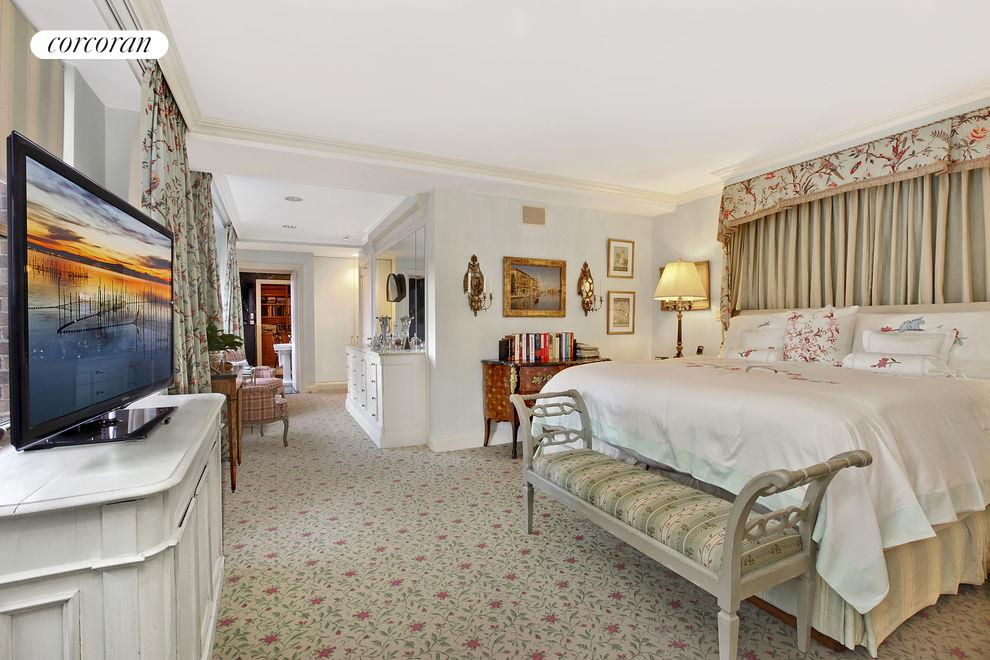 Fifth Avenue, 1215, Apt. 12B, Manhattan (09 Master Bedroom)