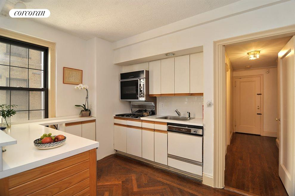 Open Kitchen with Dishwasher