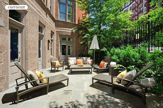 455 Central Park West, LM7, Outdoor Space