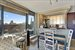 270 West 17th Street, 19B, Kitchen / Dining Room / Terrace