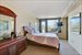 270 West 17th Street, 19B, Large Master Bedroom with Balcony