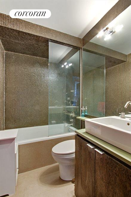 Renovated Second Bathroom