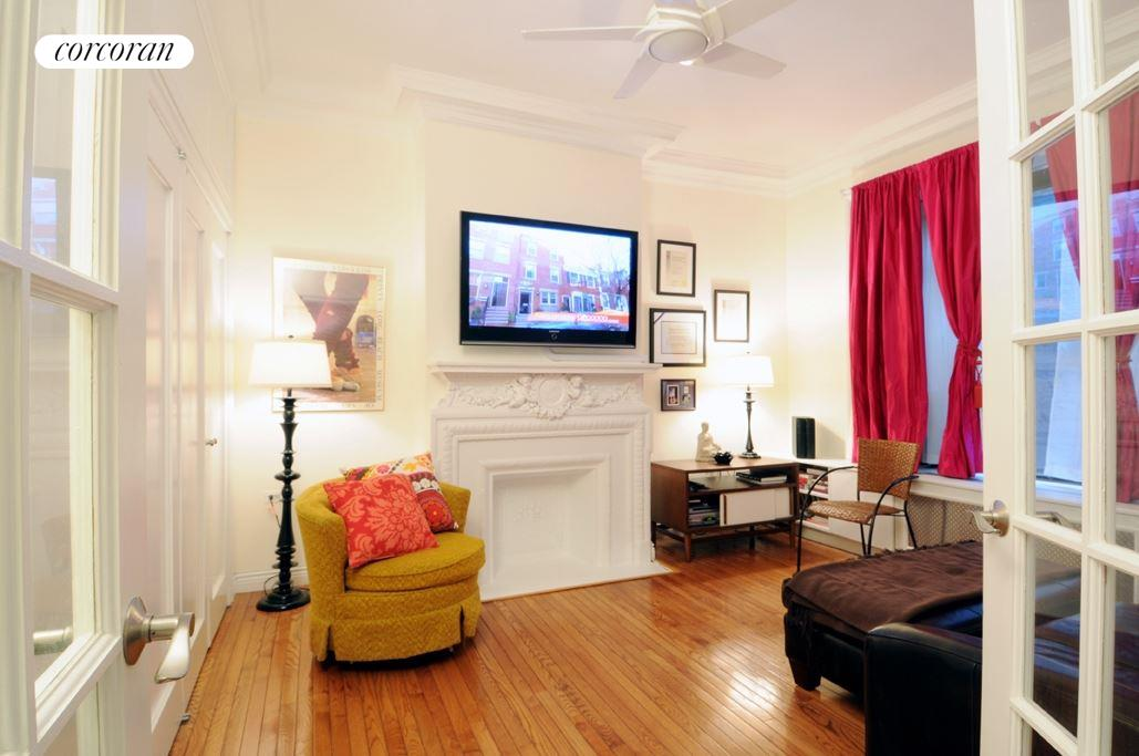 251 West 89th Street, 8C, Living Room