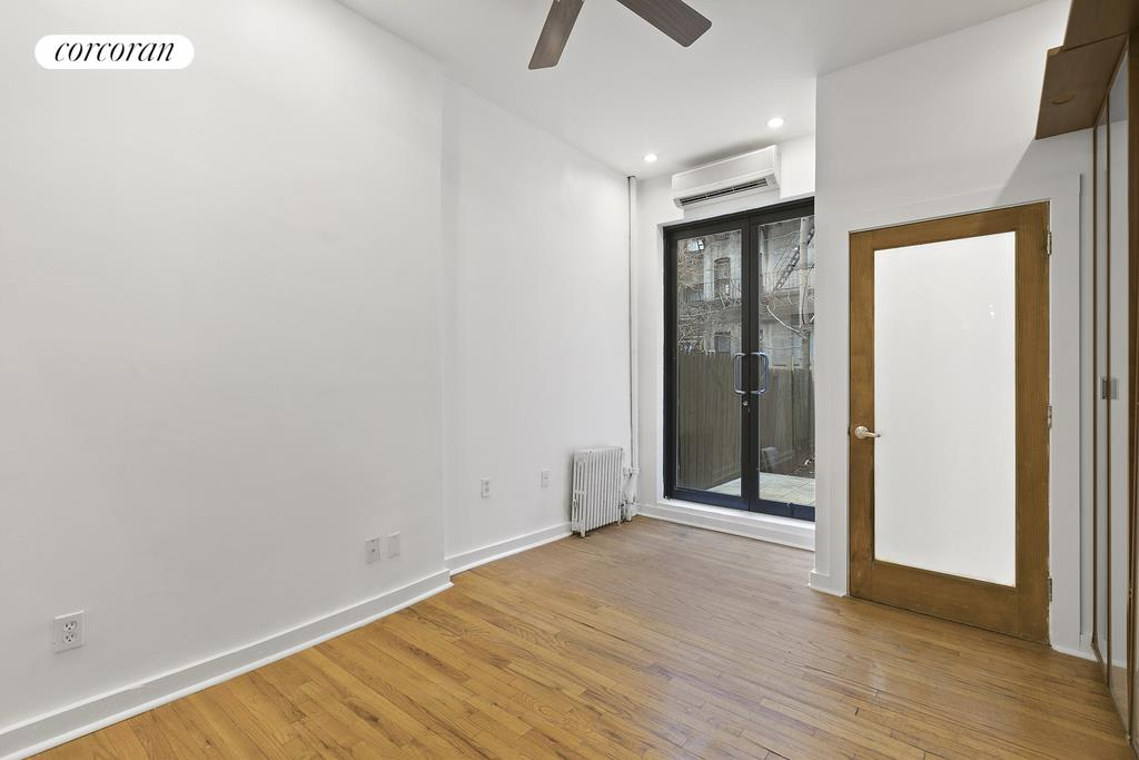 208 East 90th Street, 1E, Virtually-staged living room