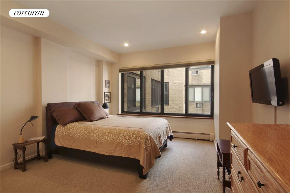 New York City Real Estate | View 529 West 42nd Street, #7C | Bedroom