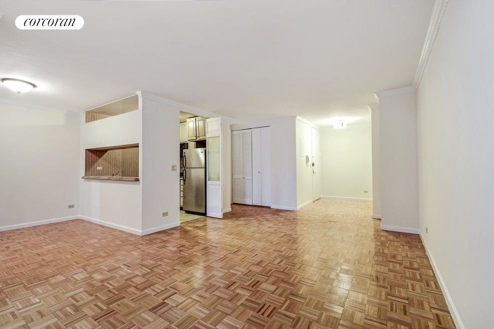 Dining Alcove and Foyer/Entry