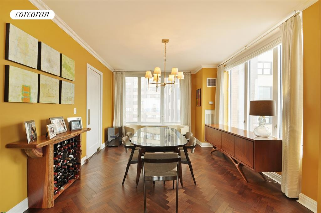 15 West 63rd Street, 26A, Living Room