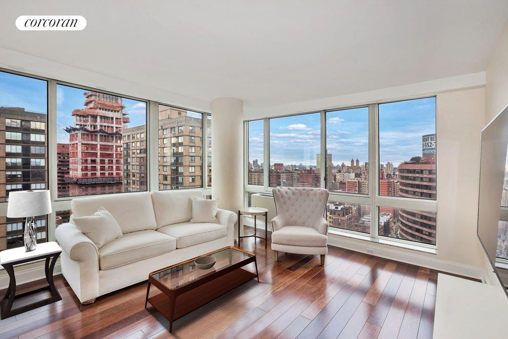 New York City Real Estate | View 215 East 96th Street, #32E | 2 Beds, 2 Baths