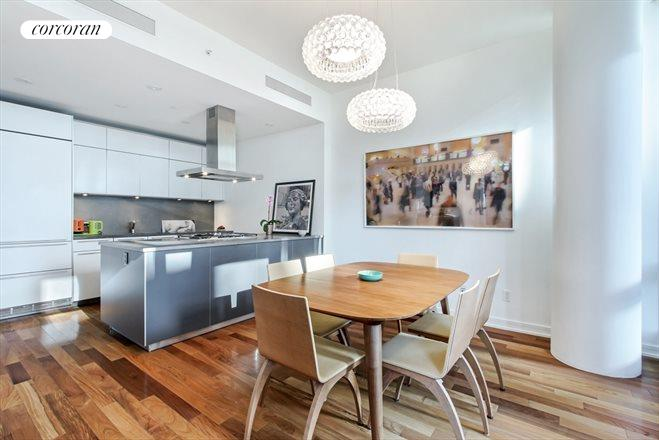 99 WARREN ST, 7J, Kitchen / Dining Room