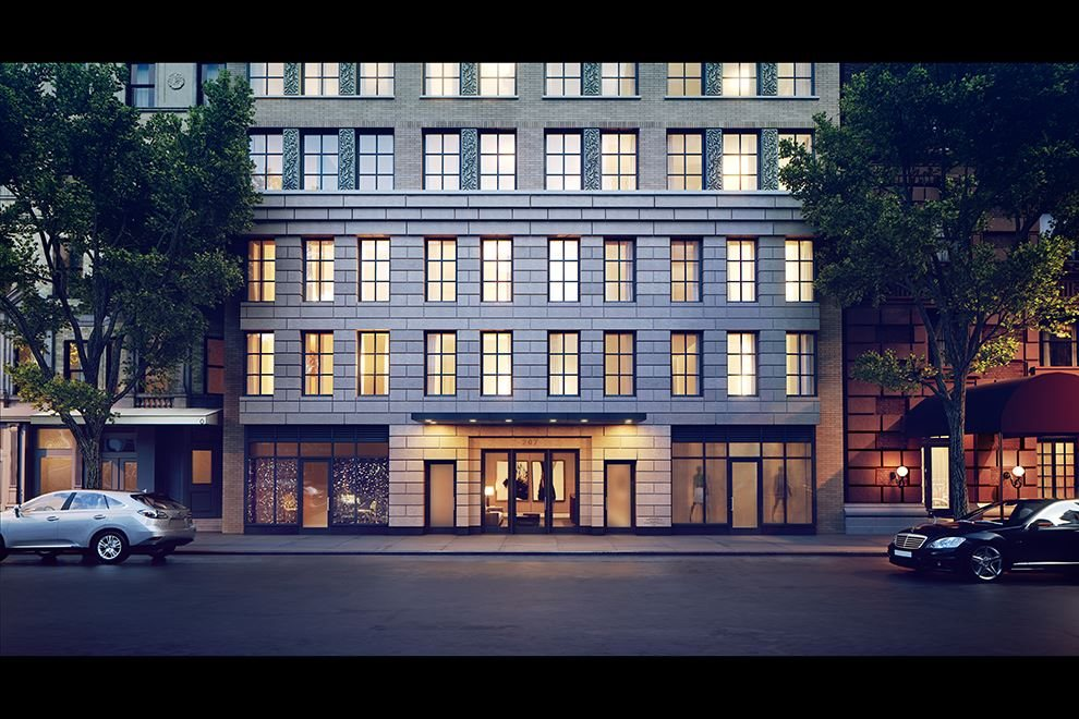 New York City Real Estate | View 207 West 79th Street, #9A | 207 West 79th Street