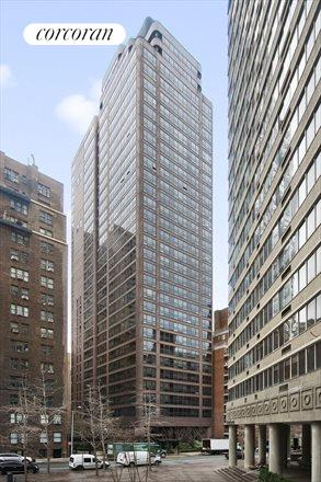 415 East 54th Street, 18m, Virtually Staged