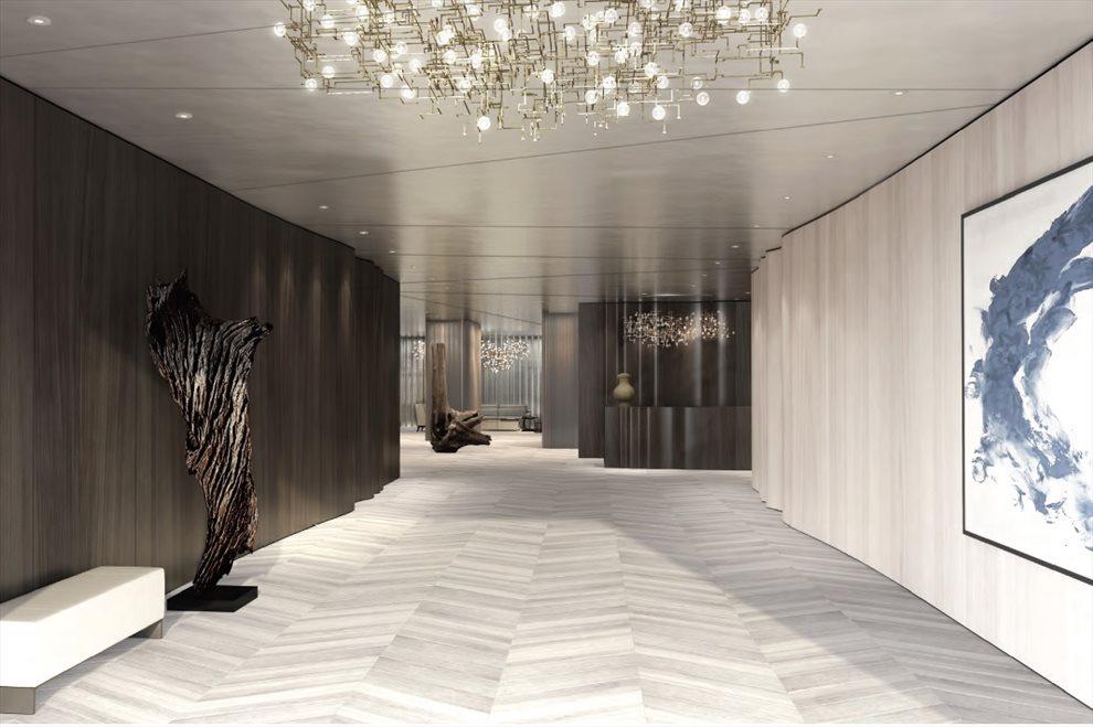 Renovated lobby 2019