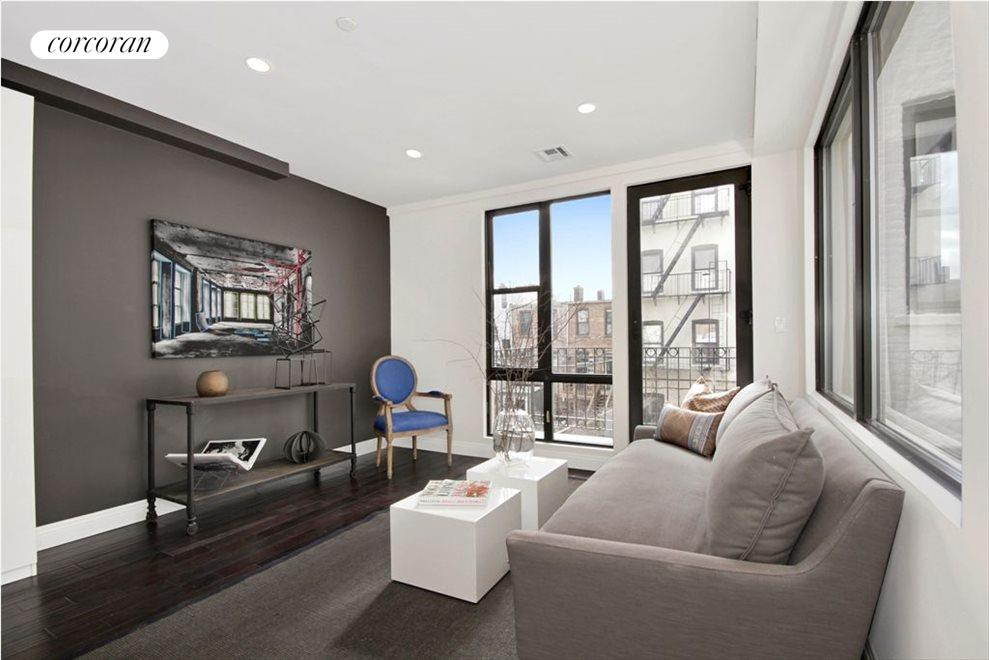 New York City Real Estate | View 314 12th Street, #3 | 3 Beds, 2 Baths