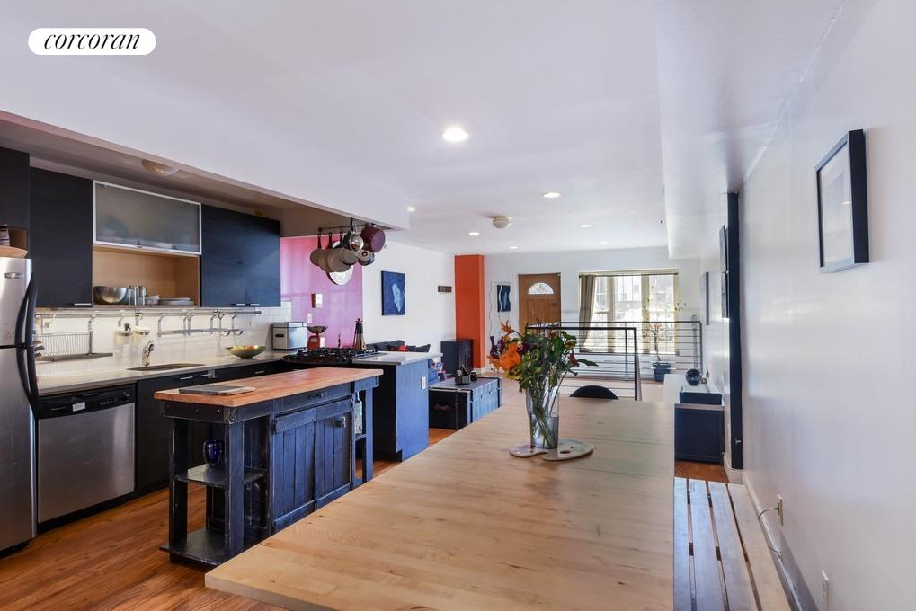 1615 Bergen Street, 1, Open Concept Kitchen
