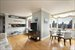 1760 Second Avenue, 27C, Living Room / Dining Room