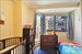 1725 York Avenue, 8H, Converted 2nd bedroom with floor to ceiling window