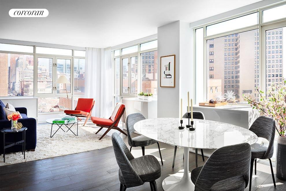 New York City Real Estate | View 385 First Avenue, #12E | 2 Beds, 2 Baths