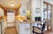 22 West 66th Street, 2A, Large renovated open cook's kitchen with seating