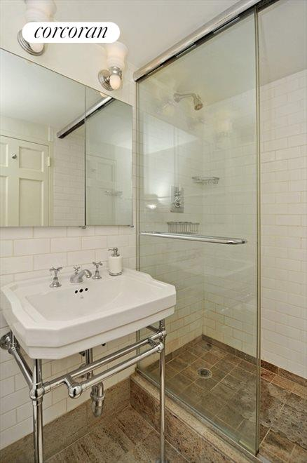 Tastefully Renovated Bathroom