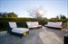Bridgehampton, Patio With Outdoor Fireplace