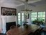 63 Ferry Road, Formal dining room with fireplace