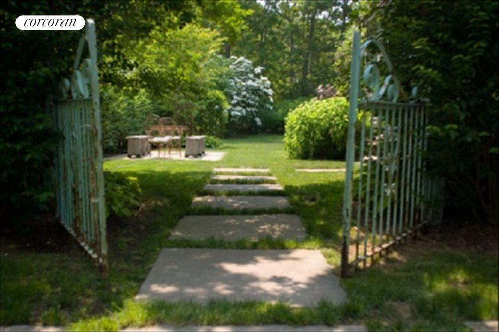 Gates to landscape delights