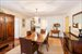 150 East 61st Street, 5H, Large Dining Area