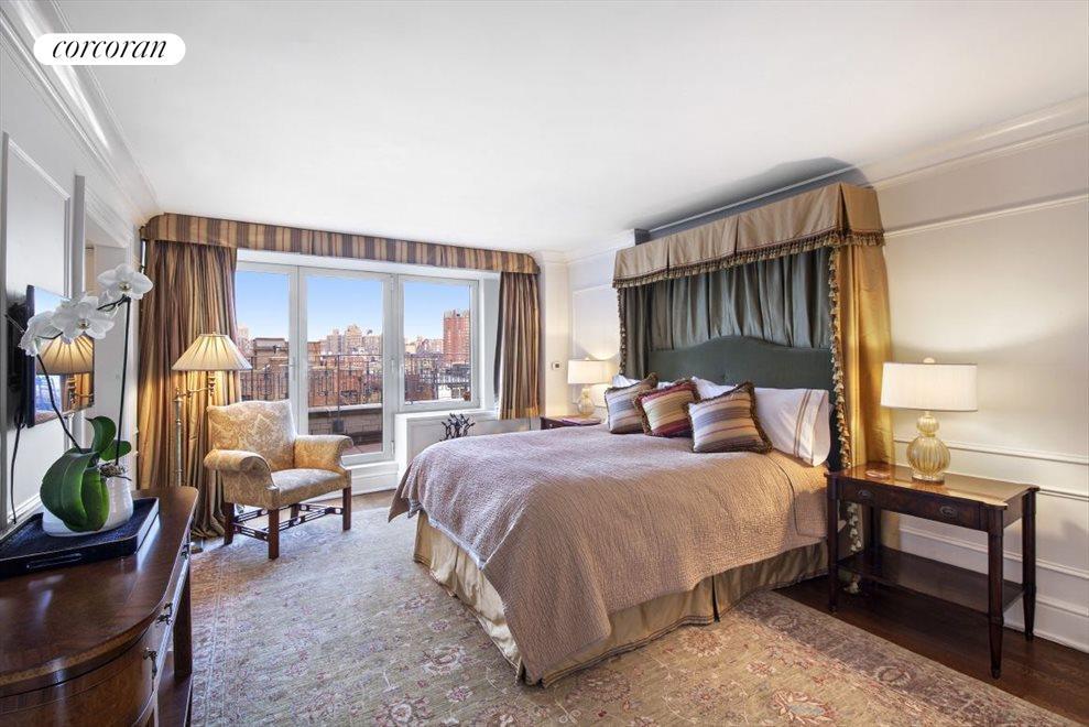 Terraced Master Bedroom