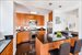 200 East 58th Street, 20A, Open Kitchen with Breakfast Bar