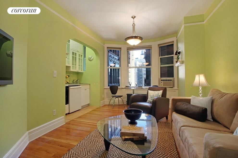 300 West 109th Street, 7L, Living Room