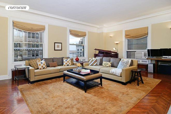 246 West End Avenue, 10C, Living Room
