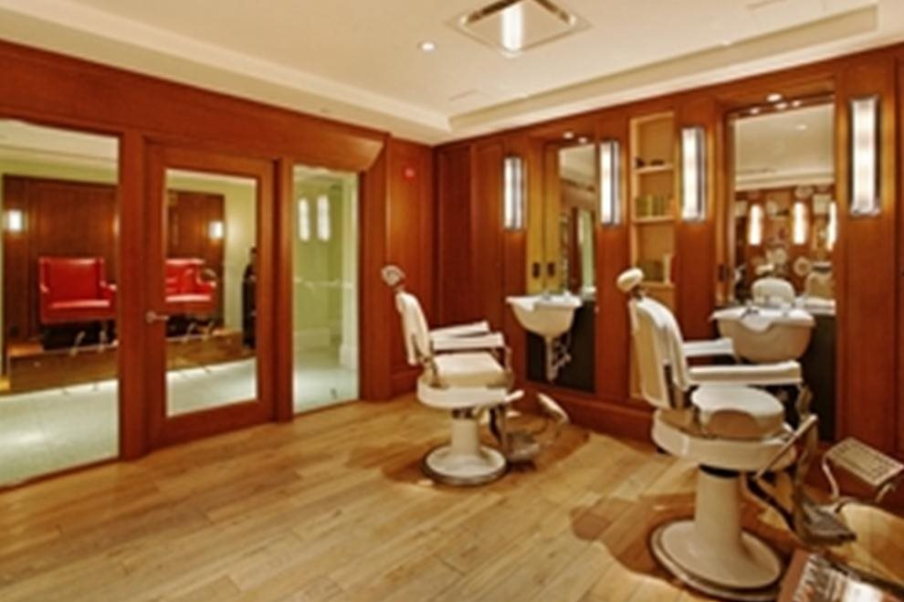 Barber Shop is part of the Cipriani Club