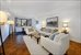 860 Fifth Avenue, 9M, Living Room