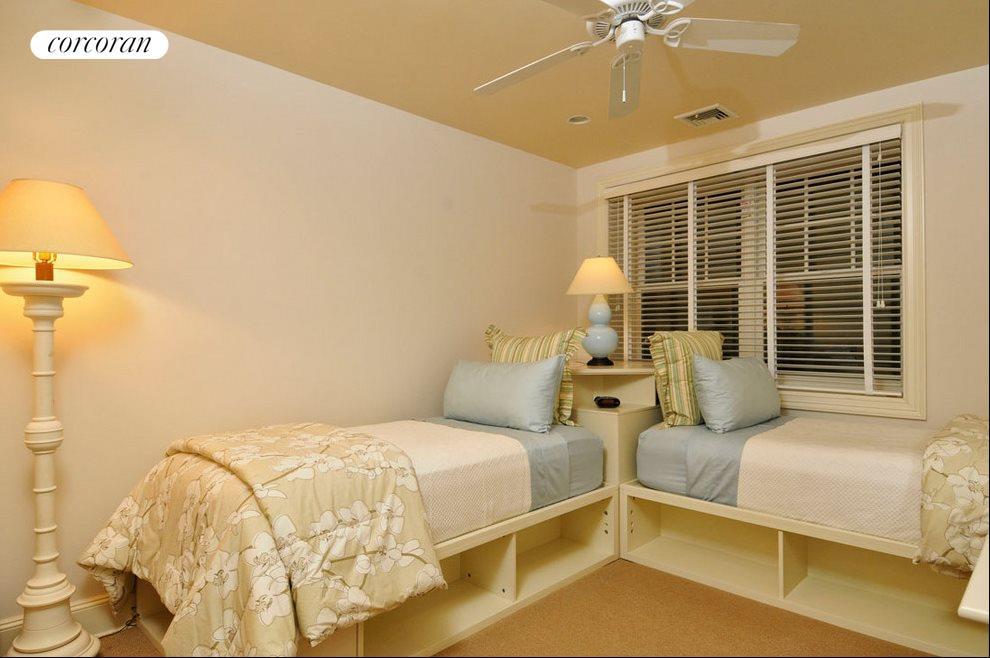 Third of seven guest bedrooms