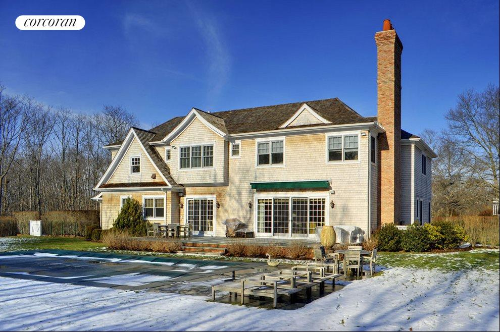 A stunning home with heated gunite pool