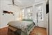 100 HUDSON ST, 3A, Bedroom