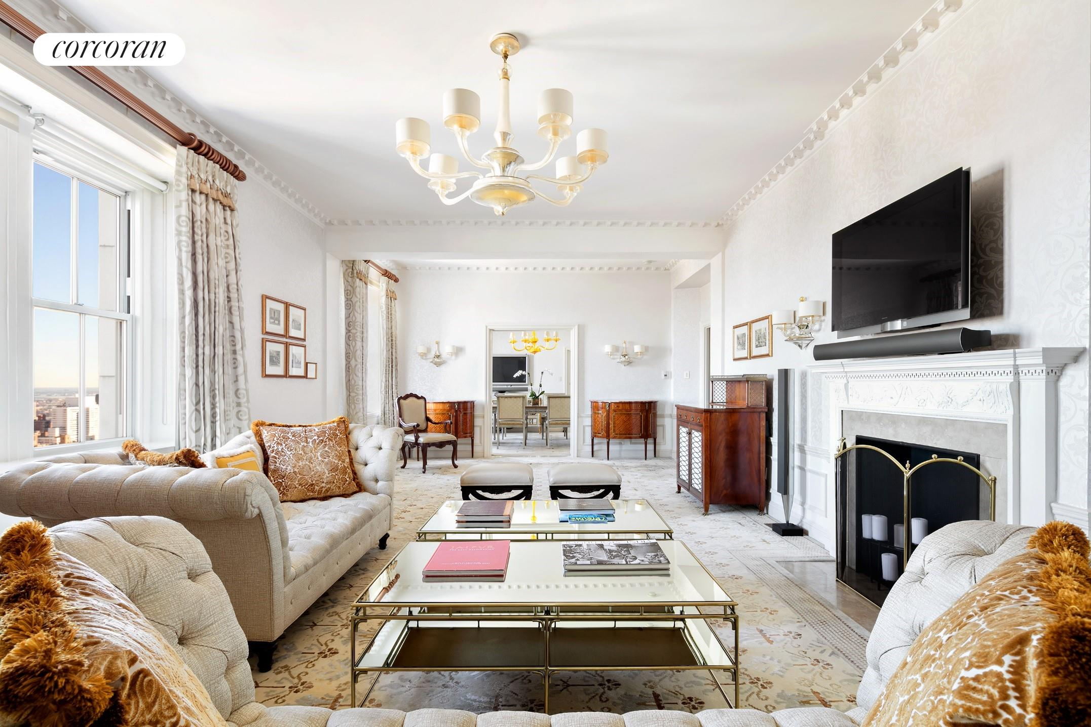 Co-op for Rent at The Pierre, 795 Fifth Avenue 39 795 Fifth Avenue New York, New York 10065 United States