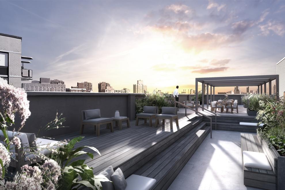 Common Roof Terrace